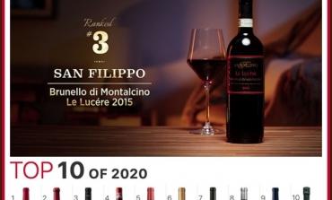 Wine Spectator premia un vino spagnolo, terzo un Brunello