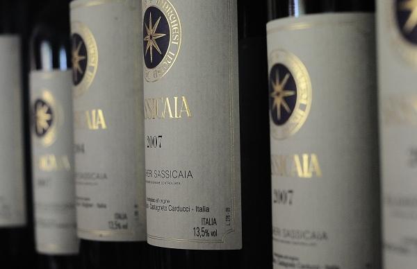 Fine wines, l'Italia raddoppia la sua quota di mercato
