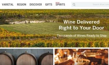 Wine.com a 329 milioni di dollari (+119%)