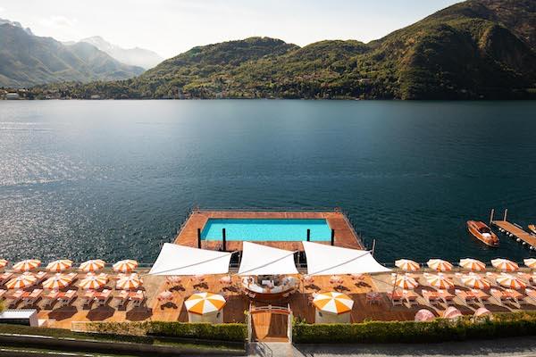 Giacomo Milano arriva sul Lago di Como