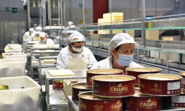 Callipo, l'export spinge il primo semestre (+12,5%)