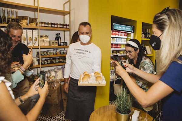 Da brand virtuale a 'reale', Ninin fa il bis a Milano
