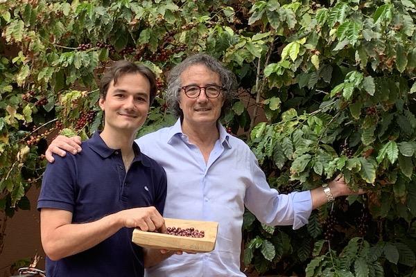 Caffè in Sicilia, la piantagione sperimentale di Morettino