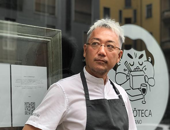 """La ripartenza di Tokuyoshi: con il format Bentoteca clienti """"triplicati"""""""